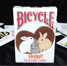 Bicycle Rabbit Playing Cards from Murphy's Magic