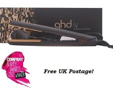 GHD IV Styler Straightener Curls Flicks Waves Straight Hair Professional Ceramic