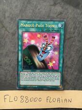 Yu-Gi-Oh!   Marque-Page Toon : TOCH-FR003 UR