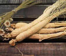 500Grams Dry ChangBai Mountains Wild Ginseng Root Transplant Wild Ginseng 1.1LBS