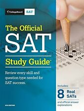 The Official SAT Study Guide, 2018 Edition Official Study Guide for the New Sat