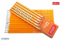 Berol Mirado Pencil 4B 12 Pack S0379920 Writing Pencils Quality Office Drawing