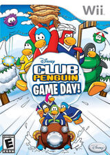 Club Penguin: Game Day! WII New Nintendo Wii