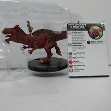 Marvel HeroClix Devil Dinosaur & Moon Girl #G006 Figure w/ Card