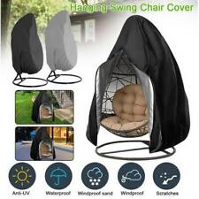Hanging Chair Cover for Single Swinging Egg Chair Waterproof Outdoor Chair Cover