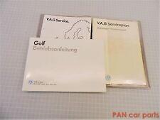 VW Golf II Betriebsanleitung 881.551.190.00