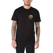 6879b016 VANS Shoes Mens SS All Seaing Eyeball Logo T Shirt Black Size XXL Ship
