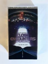 Close Encounters of the Third Kind Vhs Collector's Edition - Free Shipping