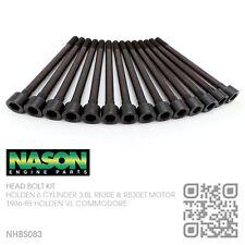 NASON HEAD BOLT KIT 6-CYL 3.0L RB30ET TURBO [HOLDEN VL COMMODORE/CALAIS/BT1]