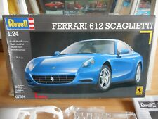 Modelkit Revell Ferrari 612 Scaglietti on 1:24 in Box