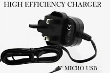 High Efficiency Travel Charger for Micro USB