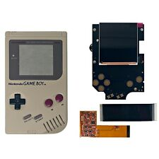 Gameboy DMG FunnyPlaying Retro Pixel IPS LCD Kit w/ Trimmed Shell OG Game Boy