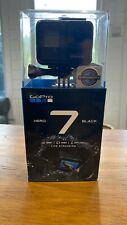 GoPro Hero7 Black 4K HD Touch Screen Action Camera