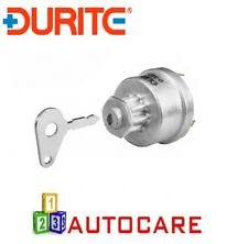 Durite 0-351-06 4 Position Ignition Switch replaces Lucas 24228 35670