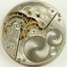 Elgin Grade 299  Pocket Watch Movement - Spare Parts / Repair