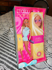 MALIBU BARBIE (2001) REPRODUCTION COLLECTOR EDITION ADULT AGE 14YRS AND OLDER