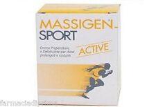MASSIGEN SPORT Active - Crema Preparatoria per i Muscoli