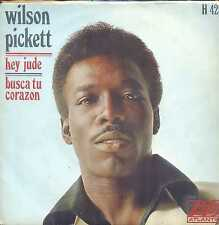 7inch WILSON PICKETT hey jude SPAIN 60'S +PS EX RARE
