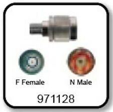 Wilson 971128 N Male - F Female Connector Adapter