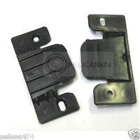 1 pair plastic Clip Interlocking Connector Sofas joiner corner suite sofa link ;