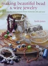 LIVRE/BOOK : BIJOUX A FAIRE SOI MEME (perles,bead & wire jewelry