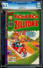 Richie Rich Zillionz #25 Harvey CGC 8.5 Mar-81 – Money Road