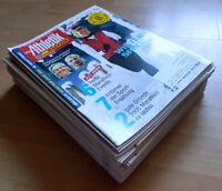 47x Leichtathletik komplett Fachzeitschrift 2005 Sammlung News Sport Magazin