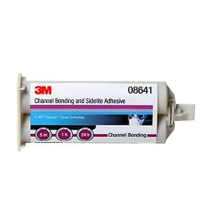 3M 08641 Automix Channel Bonding and Sidelite Adhesive 47.3 ml 8641