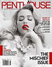 penthouse magazine octotber 2016