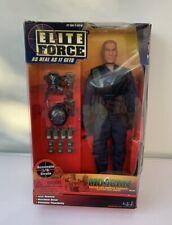 Elite Force Modern British Sas Counter Terrorist Sergeant Greg Simcox 21326