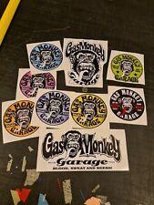 Gas Monkey. XLSticker bundle, Vinyl Decals. Large Gas Monkey Stickers 9off