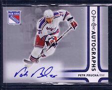 06-07 O-Pee-Chee OPC  Autographs Auto  #APP Petr Prucha