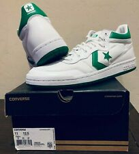 Converse Fastbreak 83 Mid White/Green Size 11 $85 156973C
