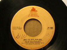 OLLIE NIGHTINGALE - May the Best Man Win / How Far NYC    PRIDE 1002 - 45rpm