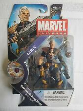 "Marvel Universe 3.75"" Cable w/Baby Hope Series 3 #007 Variant X-Men New"