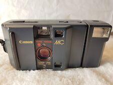 Canon MC Camera 35mm f2.8 Lens Auto Focus Point and Shoot Camera.