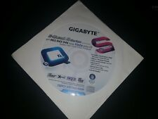 Gigabyte Intel 965 / 945 /946 Series Motheboard Winodows Vista Driver Utility CD