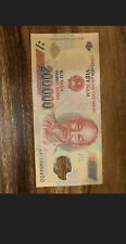 New listing 200000 VietNam Dong BankNote. Single 200,000 Vnd Unc Bill. 200k BankNotes Avail