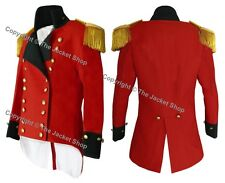 British Officer's Frock Coat Tunic Circa 1810 - All Sizes