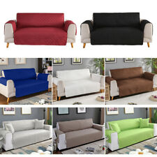 Sofa Couch Cover Pet Dog Kids Mat Furniture Protector Slipcovers Reversible New