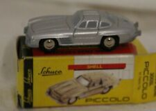 Schuco Piccolo 1:90 Metallmodell Mercedes Benz 300 SL Flügeltürer - Neu