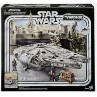 NEW Star Wars Vintage Collection Galaxy's Edge Millennium Falcon Smuggler's Run