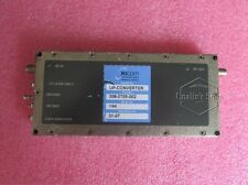 used 308-0705-002 Rf microwave frequency converter