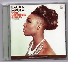 Laura Mvula with Metropole Orkest - At Abbey Road Studios (CD 2014)