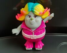 Hasbro Bridget Troll Removable Clothes Plastic Toy