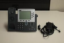 Cisco IP Phone 7960 w/ Power Adapter