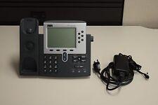Cisco IP Phone 7960 w/ Power Adapter