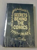 SECRETS BEHIND THE COMICS, STAN LEE, 1994, MARVEL LIMITED, STILL SEALED