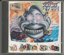 "Excel ""the joke's on you"" firstpress 1989 Caroline, Carol CD 1372-Neuf/New"