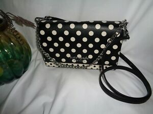 Kate Spade Cameron Picture Dot Convertible Crossbody Handbag Multi